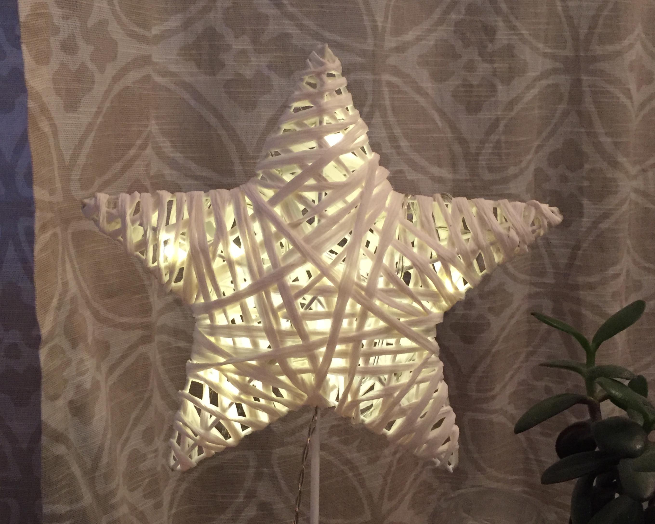 Joulun tähti on ehdoton