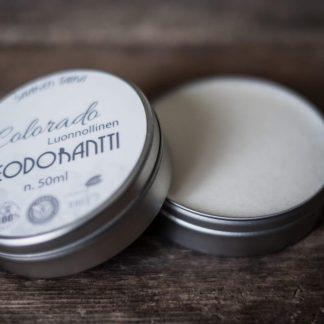 apukaija.fi-Saaren-Taika-vegaaninen-alumiiniton-deodorantti-colorado