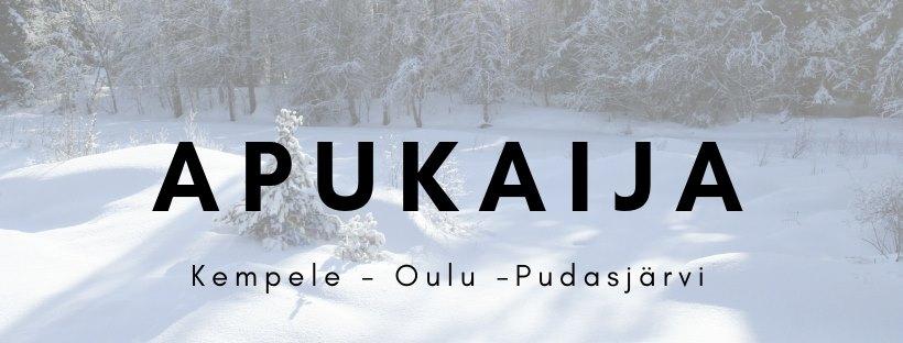 Apukaijan Kauppa ja Siivouspalvelut - Kempele - Oulu - Pudasjärvi
